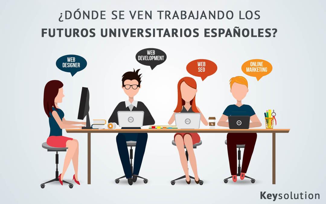 futuros estudiantes universitarios