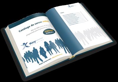 catálogo de cursos keysolution formación