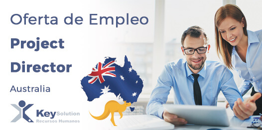 project director job offer australia queensland