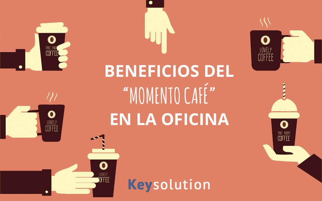 Beneficios del momento café en la oficina