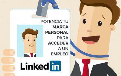 Potencia tu marca personal para acceder a un empleo