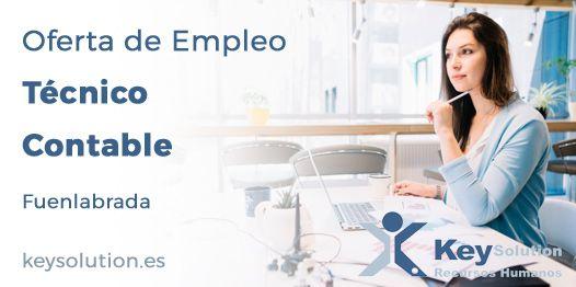 Técnico Contable Oferta De Empleo En Fuenlabrada